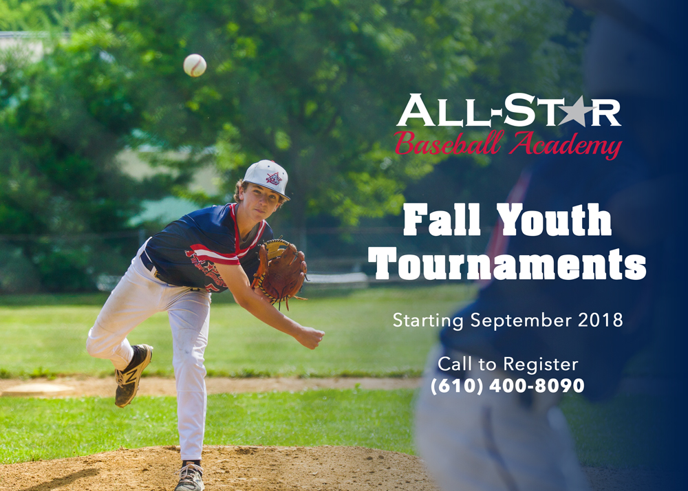 Fall Youth Tournaments   All-Star Baseball Academy