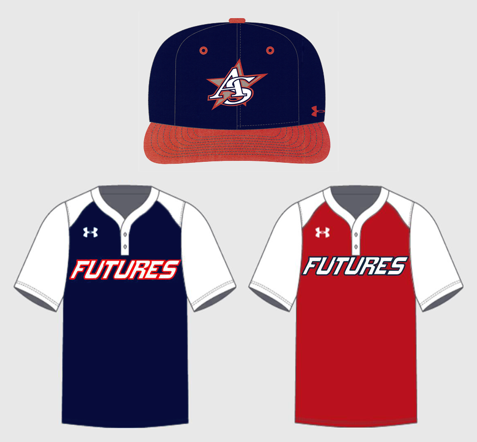 Futures 2022 Navy Team Gear Package